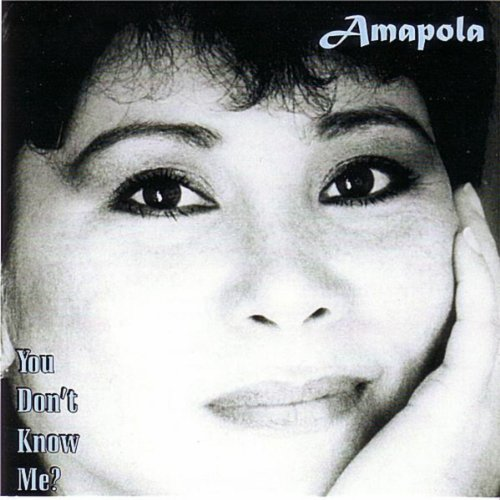 She Dont Know Mp3 Download: Amazon.com: You Don't Know Me?: Amapola Aka Poppy: MP3