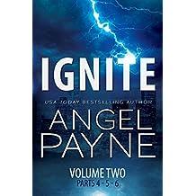 Ignite (The Bolt Saga Volume 2: Parts 4, 5 & 6)