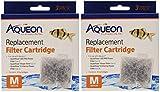 (2 Boxes) Aqueon 06084 Filter Cartridge, Medium, 3-Pack each