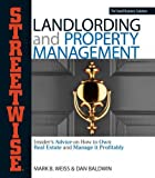 img - for Streetwise Landlording and Property Management book / textbook / text book
