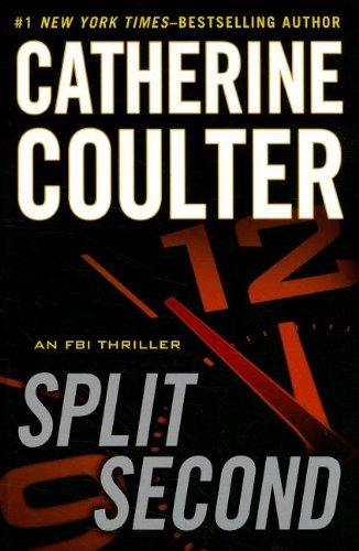Read Online Split Second (FBI Thriller) pdf epub