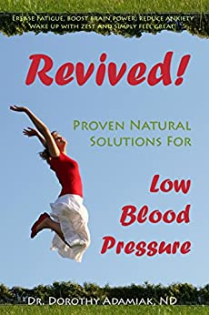 Revived Proven Natural Solutions Pressure ebook product image