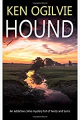 HOUND an addictive crime mystery full of twists and turns Paperback