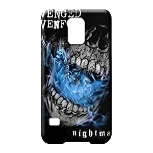 samsung galaxy s5 covers Unique New Snap-on case cover cell phone carrying skins avenged sevenfold