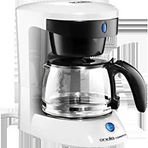 Andis Coffee Maker How To Use : Amazon.com: 69055 ADC-3 Brewer: Drip Coffeemakers: Kitchen & Dining