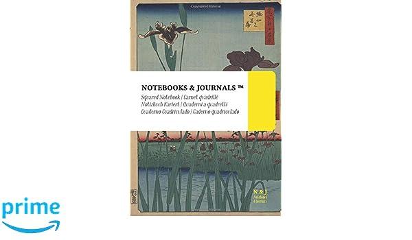 Notebooks & Journals Japanese Ukiyo-e, Horikiri no hanashobu ...