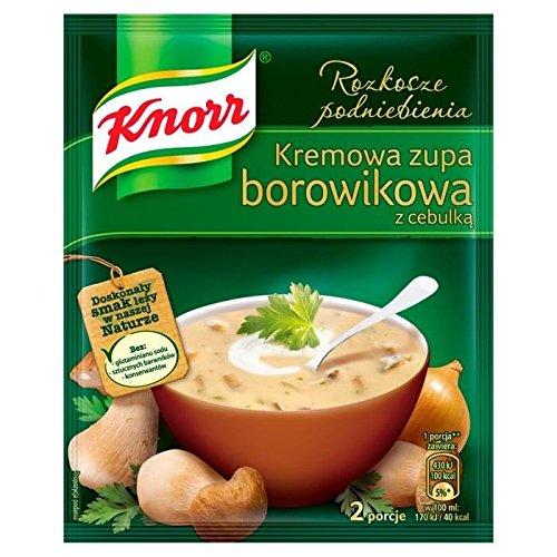 Knorr Mushroom Soup with Onion Fix 3-pack 3x50g/3x1.77oz