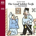 The Good Soldier Svejk Audiobook by Jaroslav Hasek Narrated by David Horovitch