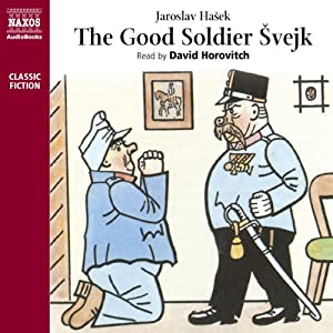 The Good Soldier Svejk Hörbuch