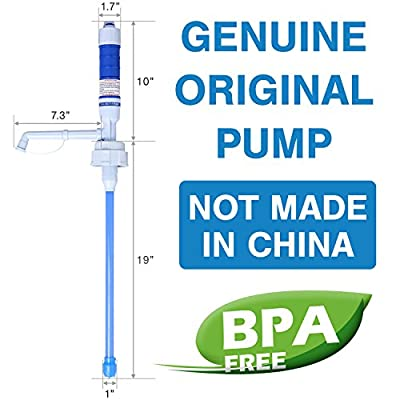 TeraPump TRPMW100 Battery Drinking Water Pump [Excluding Glass]