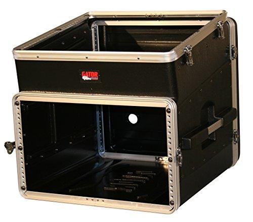 Gator 10U Top, 6U Side Console Audio Rack (GRC-10X6) by Gator