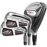 TaylorMade Golf M6 Combo Hybrid/Iron Set