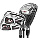 TaylorMade Golf M6 Women's 4-5 Rescue, 6-PW, SW Combo Set, Right Hand, Ladies Flex