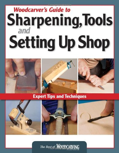 Woodcarvers Guide Sharpening Tools Setting product image