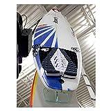 Surfboard Wall Racks - Display, Clear