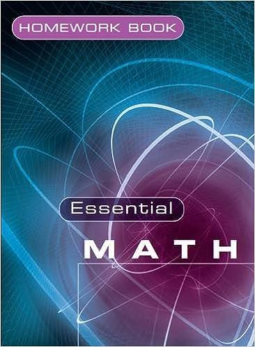 essential maths 9h homework book online
