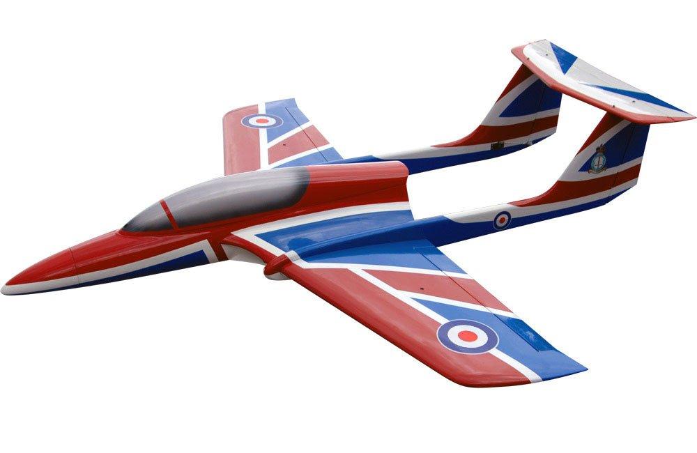 RIPMAX JSM XCALIBUR RAF DISPLAY SCHEME TURBINEN JET
