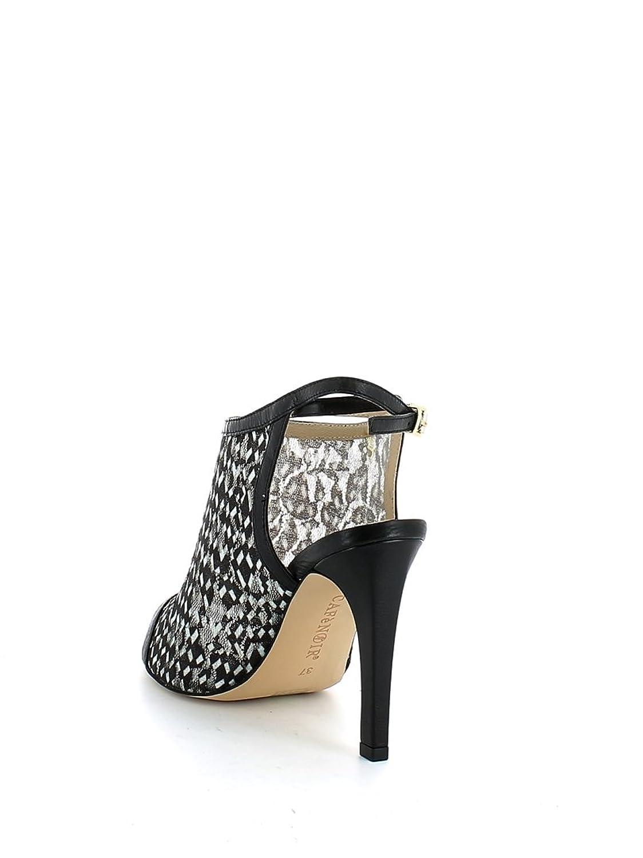 CafèNoir OMA005 Sandalo Donna Pelle Multinero Multinero 39: Amazon.it:  Scarpe e borse