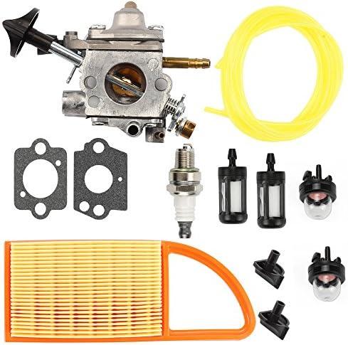 Harbot C1Q-S183 Carburetor for Stihl BR600 BR550 BR500 Backpack Leaf Blower with Tune Up Kit