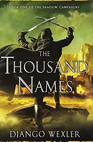 book cover of The Thousand Names