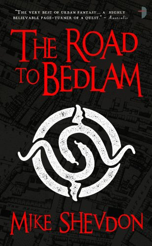 The Road to Bedlam: Courts of the Feyre v. 2