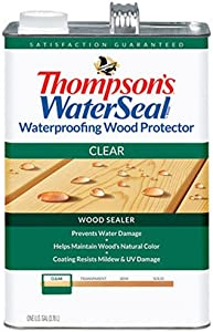 THOMPSONS WATERSEAL 21802 VOC Wood Protector