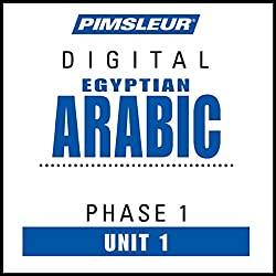 Arabic (Egy) Phase 1, Unit 01