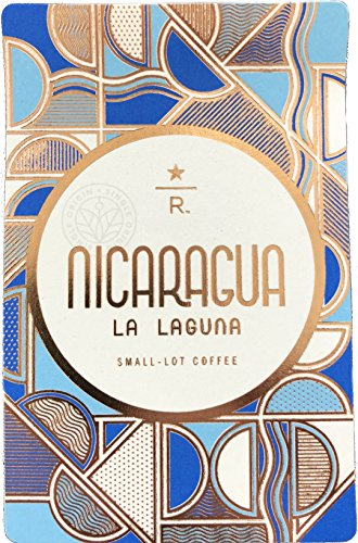 Starbucks Fudging ready Whole Bean Coffee (Nicaragua La Laguna)