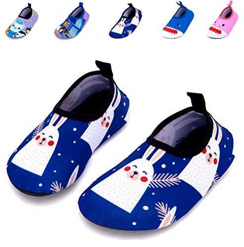 Giotto Kids Swim Water Shoes Quick Dry Antiscivolo Per Ragazzi E Ragazze C-rabbit