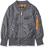 Members Only Boys' Satin Twill Bomber