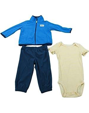 Carter's Boys Size 12 Months Ranger Scout 3-Pc Jacket & Pant Set BLue