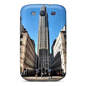 DaiCMrph Galaxy S3 Well-designed Hard Case Cover 30 Rock In Manhattan Hdr Protector