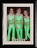 Best PersonalizedbyJoyceBoyce.com Friends Forever Picture Frames - 5x7 JUMBO ~ BESTIES Portrait Picture Frame ~ Review