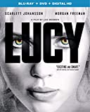 Lucy [Blu-ray]