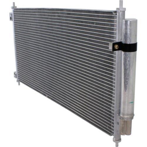 Kool Vue KVAC3669 A/A/C Condenser (2008-12 Honda Accord 2.4L/3.5L Eng.) ()