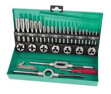 Mannesmann M B Juego de herramientas para roscar piezas