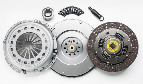 2005.5-2017 Dodge Turbo Cummins Diesel 5.9L//6.7L Street Dual Organic South Bend Clutch SDD3250-G-ORG Clutch Kit
