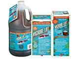 Microbe-Lift PL Beneficial Pond Bacteria - 1 Gallon with BONUS Max Ponds Magnet Calendar