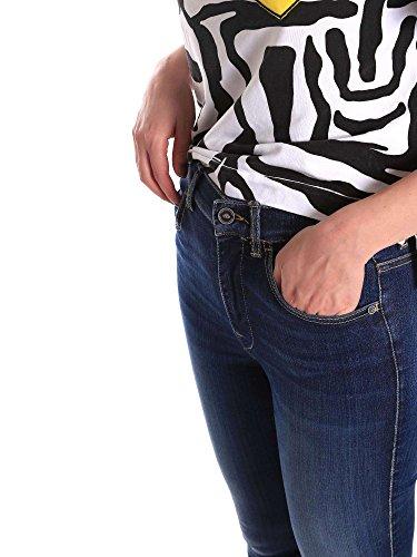 Fornarina SE171L44D867VR Jeans Bleu Fornarina SE171L44D867VR Femmes rrg64