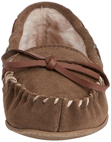 Ruby Chaussons moose Moose Suede And Ed Brown Femme IrZOrUwq