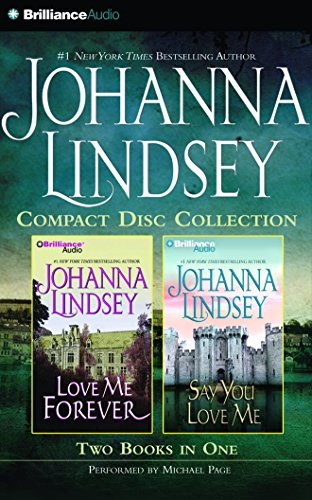 Johanna Lindsey CD Collection 4: Love Me Forever, Say You Lo