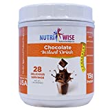NutriWise - Chocolate Protein Diet Drink (28 Serv)