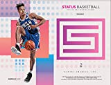 2017-18 Panini Status Basketball Hobby Box (10 Packs/6 Cards: 1 Autograph, 10 Rookies, 10 Inserts/Parallels)