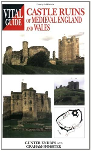 Book Castle Ruins of Medieval England and Wales -Vital G (Vital Guides) by Gunther Endres (2005-04-09)