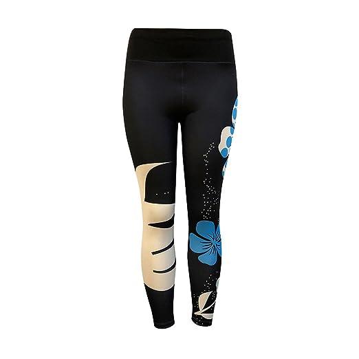 4466cc1cb2f48 Amazon.com  Dream Room Women s Yoga Workout Running Leggings Pockets ...