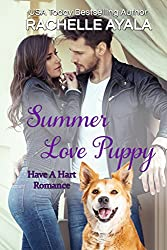 Summer Love Puppy: The Hart Family (Have A Hart Book 6)