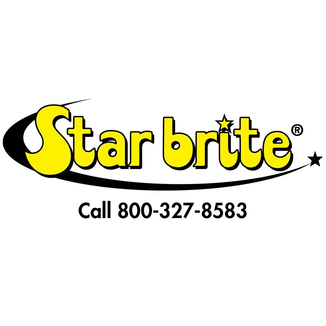 Star brite 3'-6' Standard Extending Handle With 8'' Soft Deluxe Brush by Star Brite