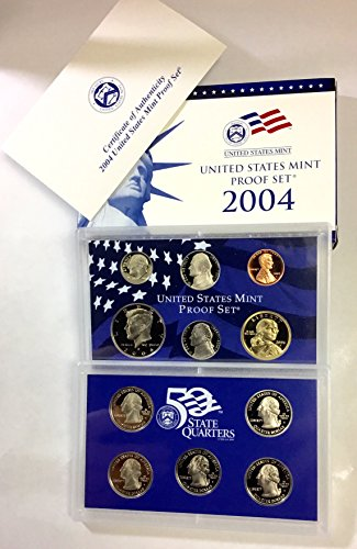 2004 S United States Mint Proof Set Proof
