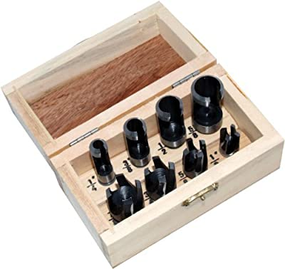 Am-Tech Plug Cutter in Wooden Box by Amtech