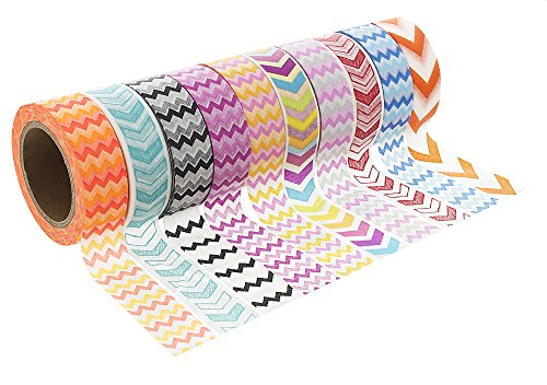 Washi Tape Set Japanese Adhesive product image